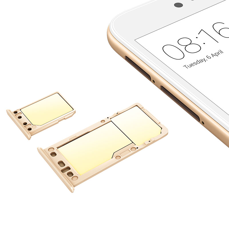 Redmi 5A gold 4