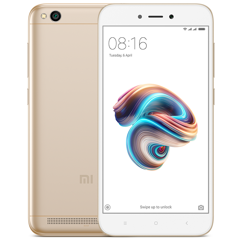 Redmi 5A gold 1