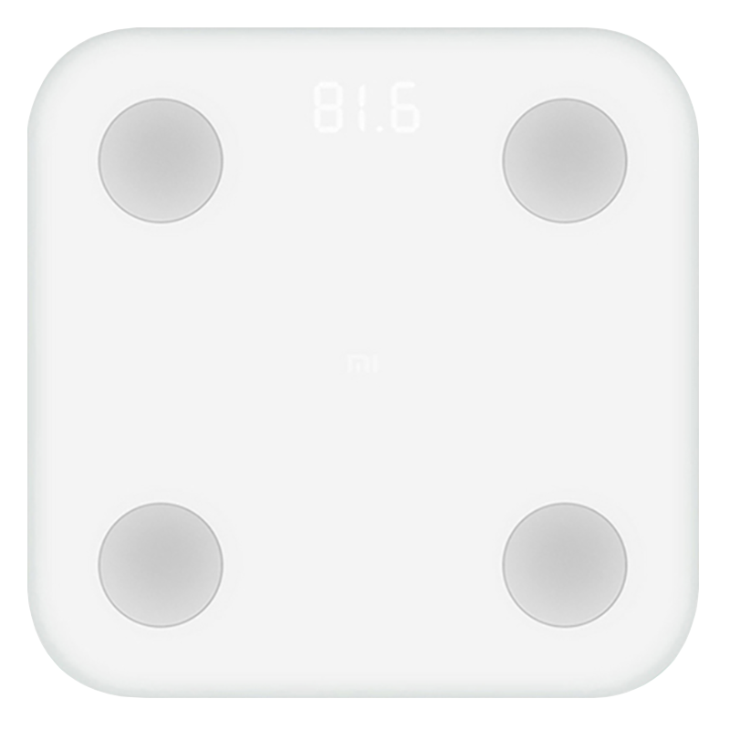 Mi Body Composition Scale white 3