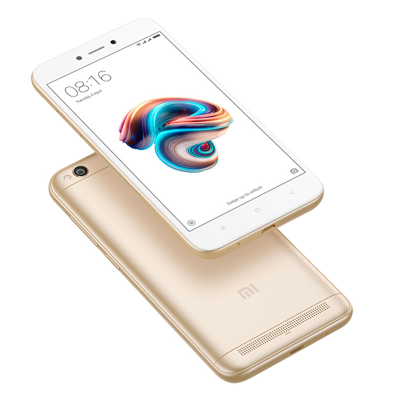 Redmi 5A gold 2